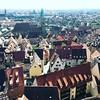 View of Nuremberg from the castle... #Germany #Nuremberg #nürnberg castle