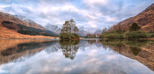 Lochan Urr, Highlands, Scotlands