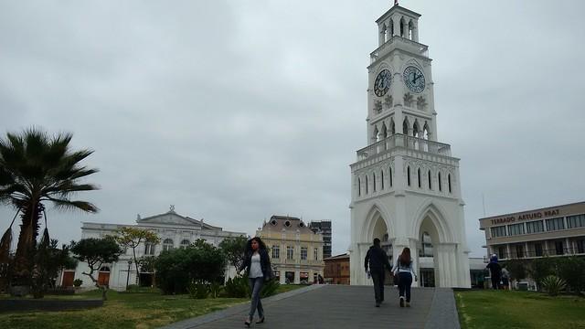 Plaza de Armas, Iquique, Chile