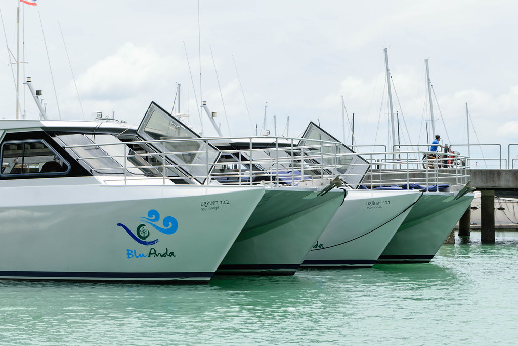 Hotels Near Ao Po Grand Marina Phuket