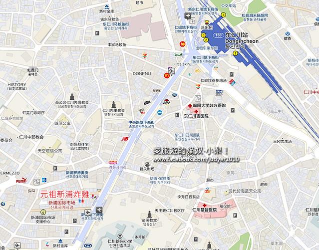 地圖 -1