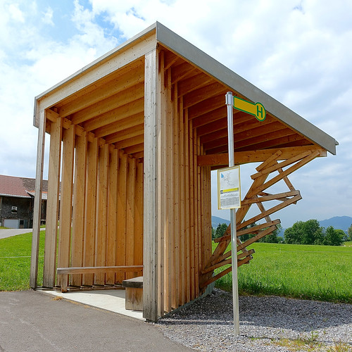 BUS:STOP Krumbach, Austria