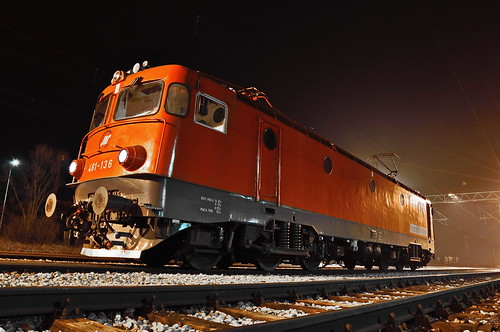 electric rail railway electroputere 060ea