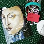 E o sorteado da vez na #tbrjar: Vulgo Grace (Margaret Atwood). #books #reading #1001livros