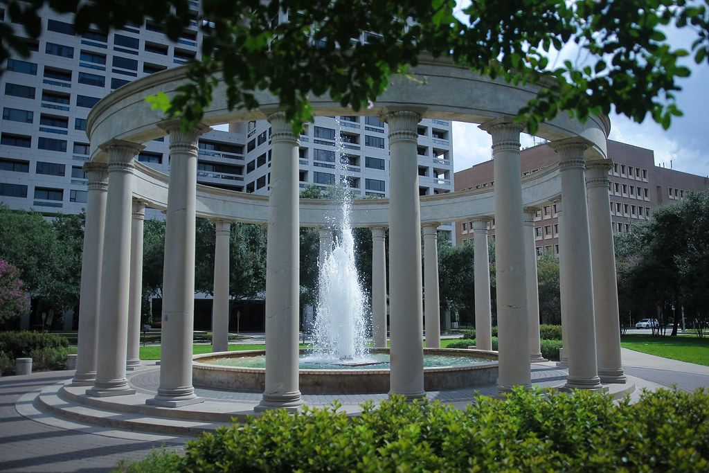 Houston Fountain