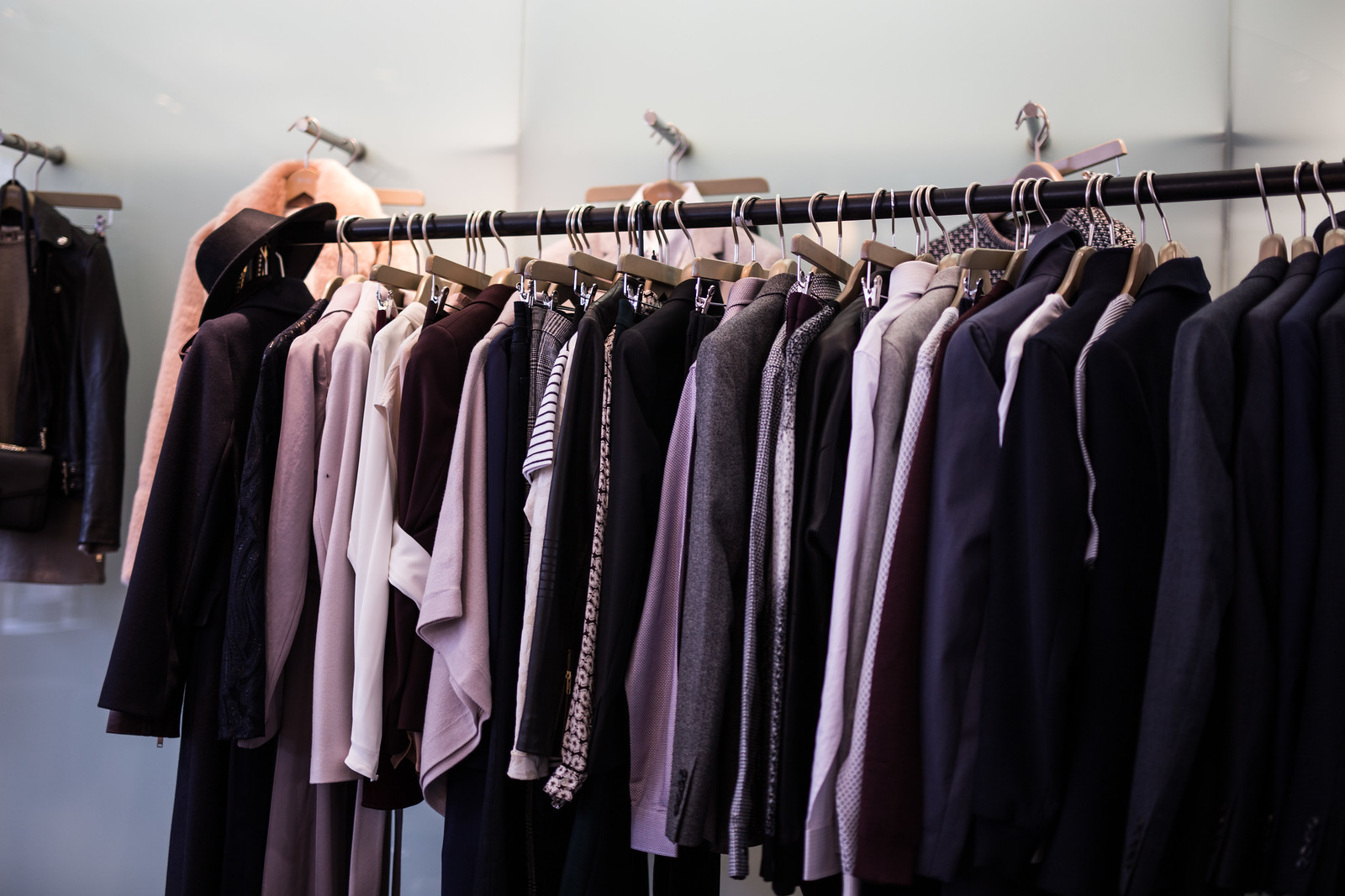 Reiss AW15 Personal Styling