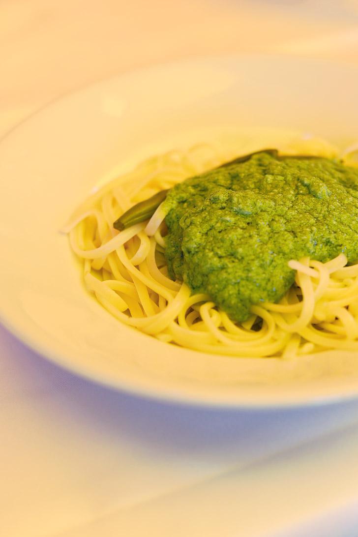 Ligurian Pesto.