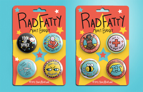 radfattybadges