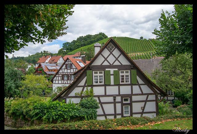 Selva Negra Lago Mummelsee Oppenau Offenburg Gengenbach - Casas y viñedos en Durbach