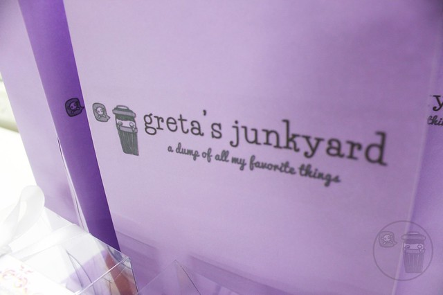 greta's junkyard turns two makeup workshop