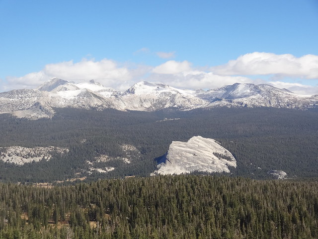 Mt. Conness and Lembert Dome