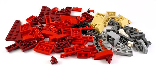 LEGO Creator 31032 Red Creatures 28