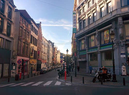 Brussels Chinatown