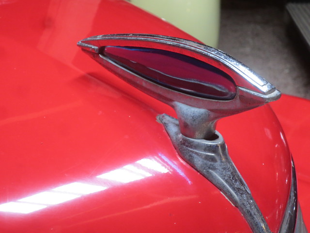 Ford Phaeton, detail