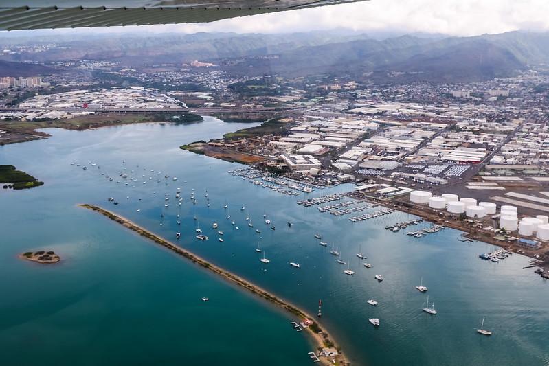 Ke'ehi Boat Harbor & Ke'ehi Lagoon