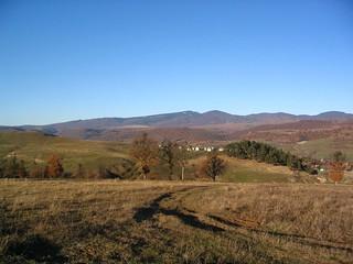 Kakukk-hegy (1558 m), Dél-Hargita, Transylvania