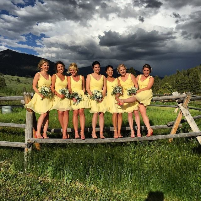 Hi Suarplum | Montana River Wedding