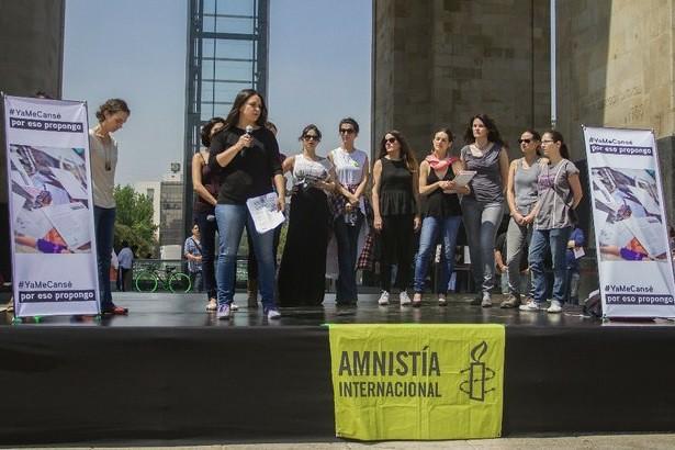Exhorta AI a México reconsiderar postura frente a informe de CIDH