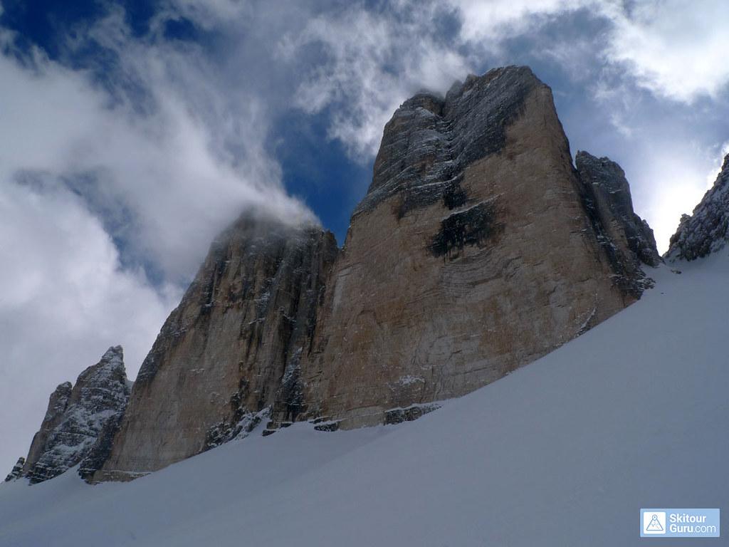 Tre Cime / Drei Zinnen (Day 5 H.R. Dolomiten) Dolomiti Italien foto 11