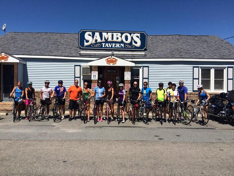Ride to Sambo's