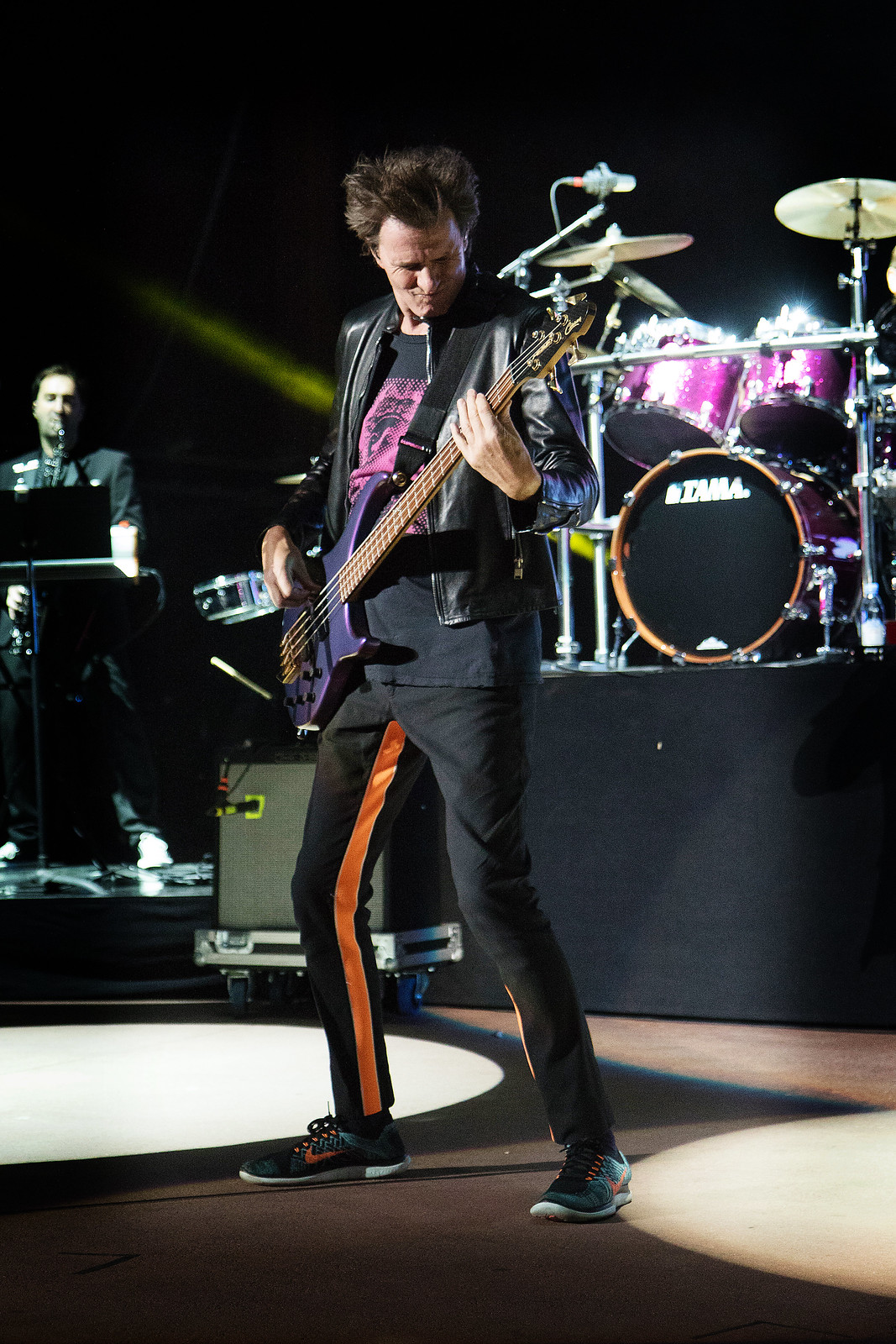 Duran Duran 2015 at Red Rocks