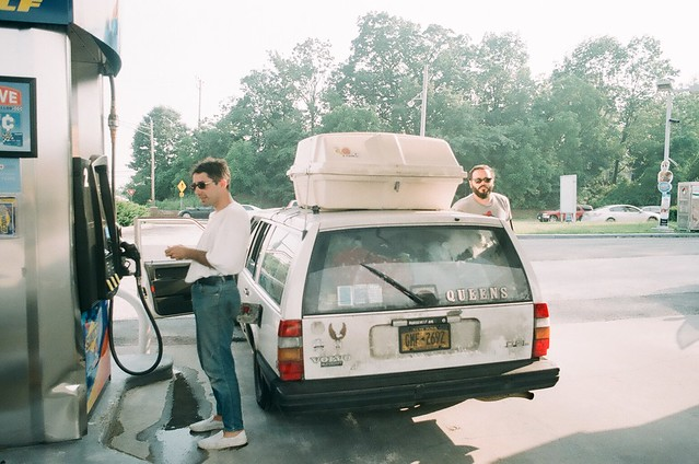 Touring America with Juan Wauters
