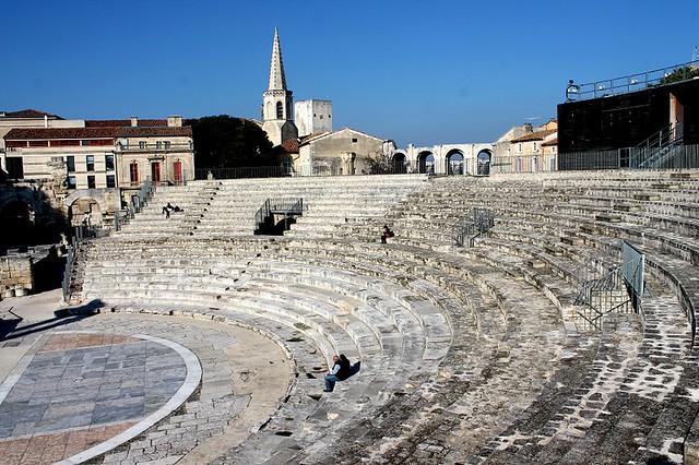 Teatro de Arlés