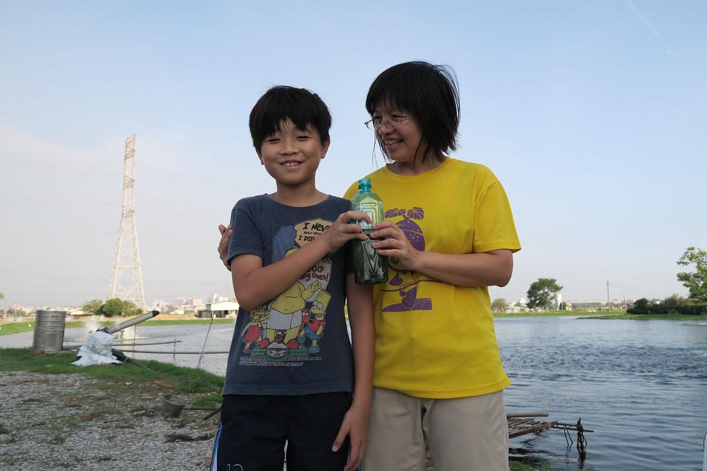 高雄市湖內區綠水塘無毒蝦 (31)