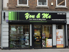 Picture of You And Me, 110 High Street