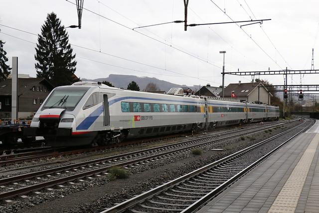 2015-11-20, CFF, Kaiseraugst, ETR 470 003