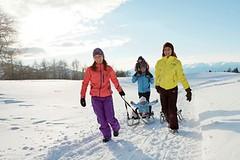 Eisacktal: přívětivá zima více tváří
