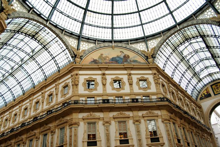 Galerias Vittorio Emanuele ll, Milano (05)