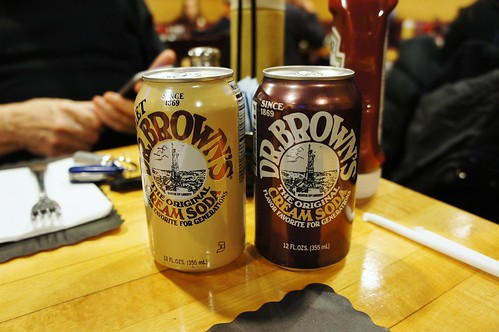 Dr. Brown's Cream Sodas
