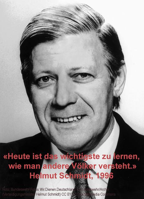 Helmut Schmidt (1918-2015)