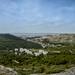 Marseille par la route du col de la Gineste