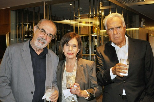 Cena en honor de Chuquihuara, Embajador del Perú en Austria