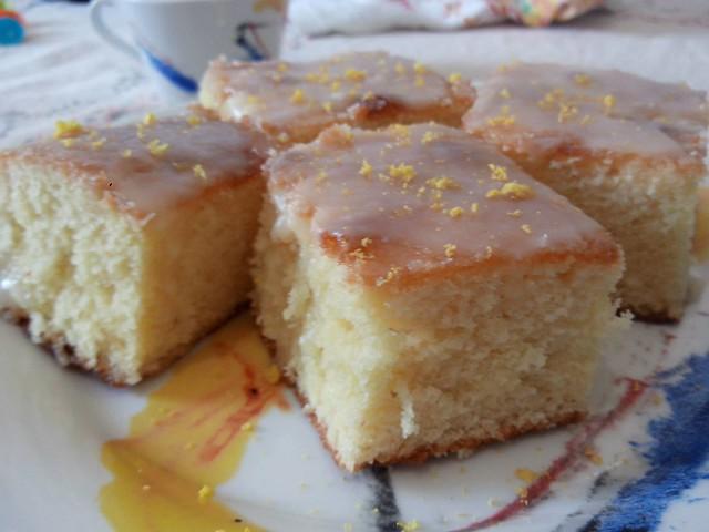 [Guest Post] Bolo de Limão Siciliano