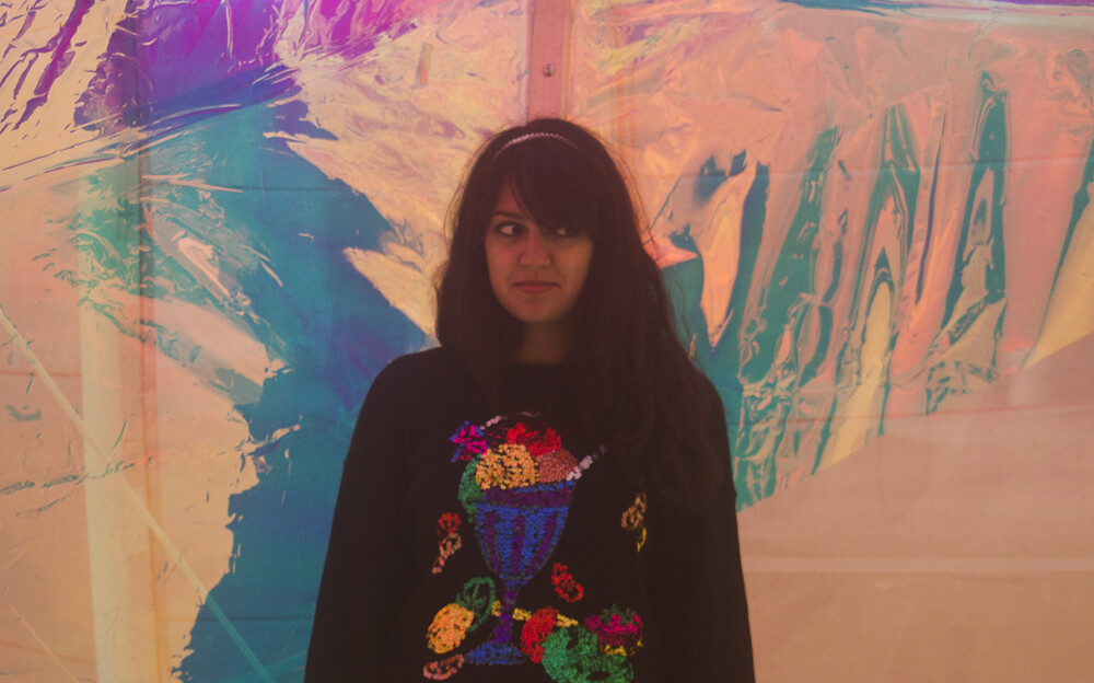 laila rainbow serpentine pavilion gallery girl music musican
