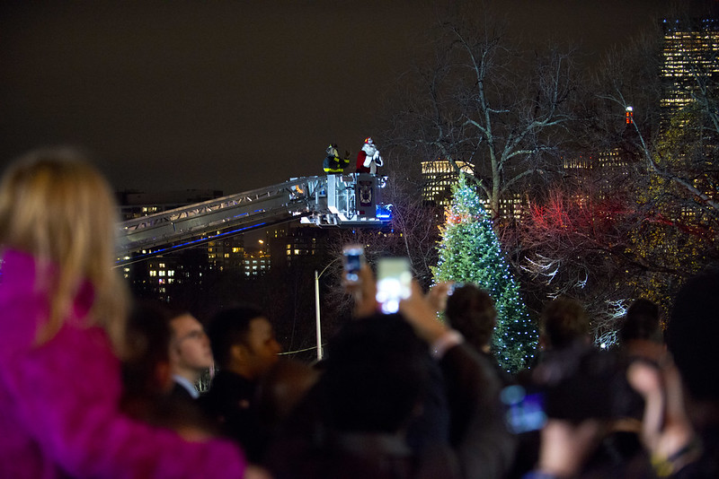 State House Christmas Tree Lighting, 12.1.15