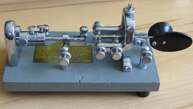 Vibroplex Original manufactured 1973