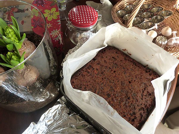 christmas cake cuit