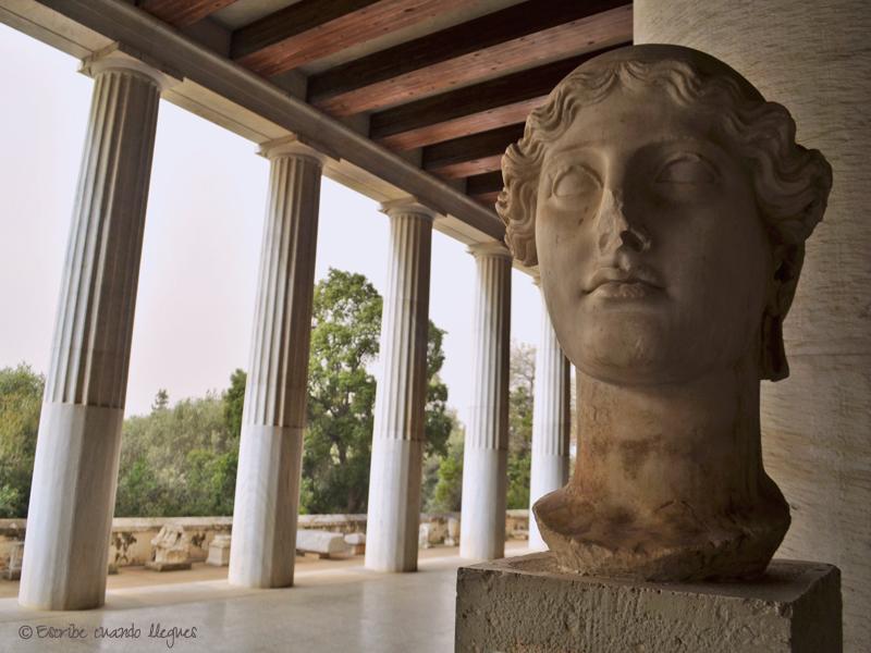 Ágora griega de Atenas