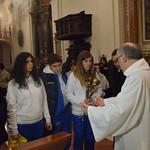 2013-03-08 - Accensione Fiaccola Benedettina