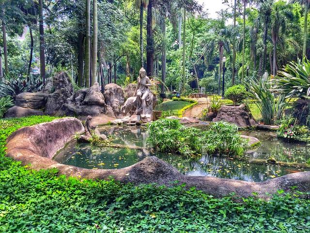 Parque da Luz - São Paulo - Brasil