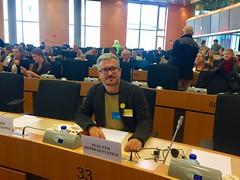 EquoCordoba en el Parlamento Europeo