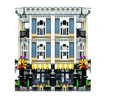 Lego 10255 left building MOD