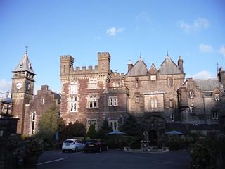 Craig y Nos Castle, from A4067