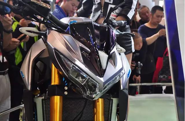 Kymco K-Rider 400 | Kawasaki ER4N