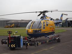 G-ENVO Bolkow B105 Helicopter