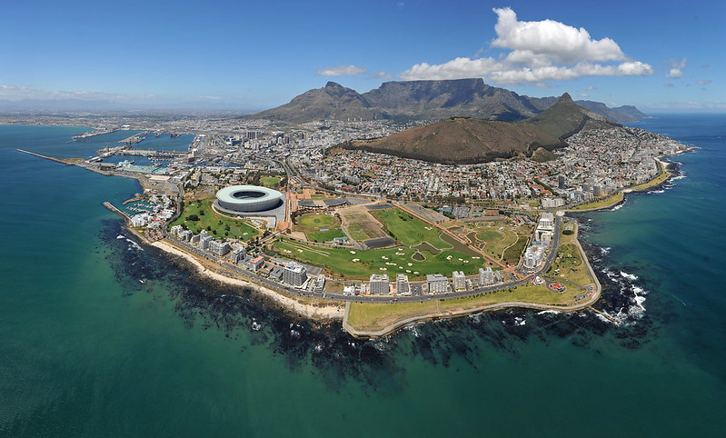 A Fantástica África do Sul